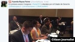 Cubanos en Relial2015.