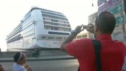 Crucero MSC Opera toca puerto habanero