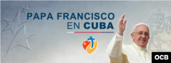Visita del Papa a Cuba - Banner para Facebook