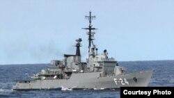 La vieja fragata venezolana General Soublette (F-24) será reparada en Cuba.