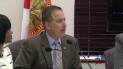 El Alcalde de Saint Petersburg aboga en Cuba por apertura de consulado cubano