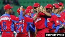 Equipo de Cuba