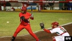 En béisbol, Cuba venció el lunes a México 10x1.