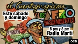 Cuentapropismo Afro - promo banner