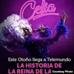 "Imagen promocional de la teleserie ""Celia"" que emitirá Telemundo."