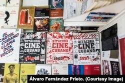 Libros cubanos del sello madrileño Ediciones La Palma.