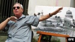 Eusebio Leal historiador de La Habana