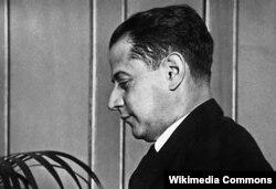 José Raúl Capablanca en una imagen de los años 40.