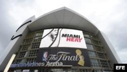 American Airlines Arena de Miami (EEUU).