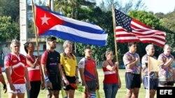 Rugby Cuba EEUU