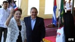 Medios oficiales en Cuba han arremetido contra las críticas al Gobierno de Dilma Rousseff.