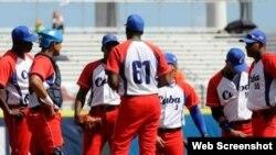 Equipo Cuba.