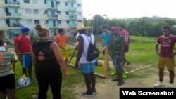 Las autoridades impidieron que UNPACU organizara un torneo de fútbol.
