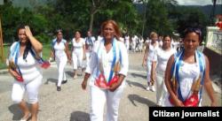 Reporta Cuba ciudadanas x democracia foto @belkiscantillo