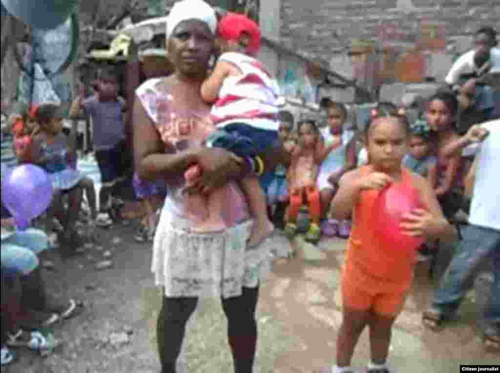 Reporta Cuba Reyes Magos en Bayamo Foto FLAMUR