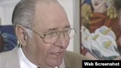 "El doctor Fernando ""Ferdie"" Pacheco."