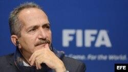 El ministro de Deportes de Brasil, Aldo Rebelo.
