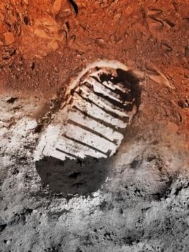 El gran paso a la Luna. NASA