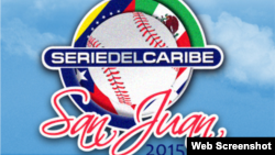 Serie del Caribe 2015.
