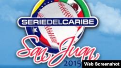 Logo de la Serie del Caribe 2015.