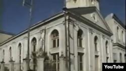 """Primera Iglesia Bautista """"La Trinidad"""" de Santa Clara, Cuba."""