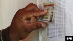 Venezuela elecciones 2012
