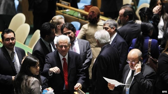 Venezuela entra en el Consejo de Derechos Humanos de la ONU