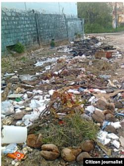 Reporta Cuba. Foto: Don Omar Sayut No más...