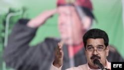 Nicolás Maduro. Archivo.