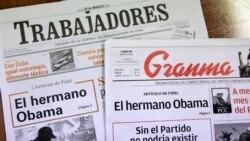 """EEUU: Visita de Obama a Cuba viaje """"tuvo el efecto deseado"""""""