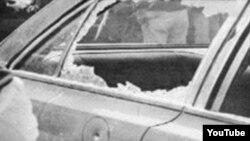 Líderes sindicales se contaron entre las víctimas del terrorismo marxista en Argentina. La foto corresponde al atentado a José Ignacio Rucci.