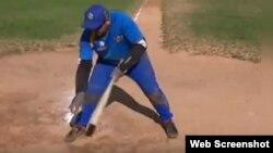 Béisbol para ciegos en Cuba.