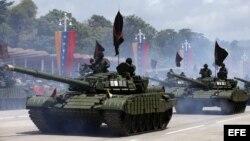 En los últimos años Venezuela compró a Rusia más de $10 mil millones de dólares en armamentos.