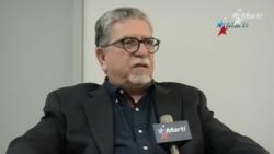 Alcibíades Hidalgo, exfuncionario del régimen cubano, residente en Miami.