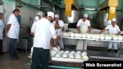 Reporta Cuba Fábrica de quesos en Camagüey