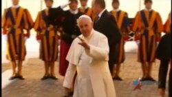 Se conocen más detalles de la próxima visita del papa Francisco a Cuba