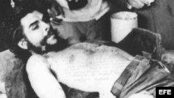 Imagen del Che non-grata en New Jersey