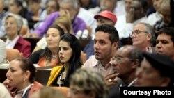El congreso 2014 de la UNEAC discutirá sobre el mercado del arte y una nueva Ley de Cine.