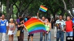 """Celebran en Cuba el """"Día Internacional del Orgullo Gay"""""""