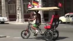 Gobierno cubano asfixia a bicitaxistas entre restricciones y decomisos