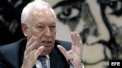 El canciller español, José Manuel García-Margallo, fue entrevistado por el diario chileno El Mercurio.
