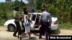 Arrestos violencia