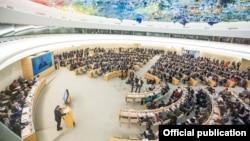 Consejo de Derechos Humanos de Naciones Unidas.