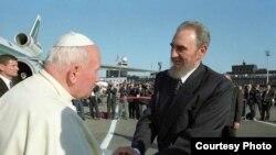 Otras visitas papales a Cuba
