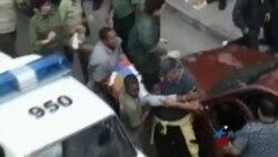 Decenas de arrestos en Cuba durante conmemoración de la Primavera Negra