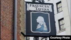 Fraunces Tavern, donde ocurrió el atentado en el que murieron cuatro personas.