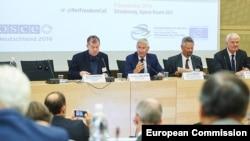 Conferencia Libertad de Internet en Europa.