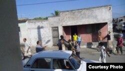 Impiden a opositores realizar una marcha cívica en Camagüey