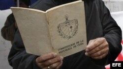 Recogida de firmas en Cuba busca cambiar la Constitución