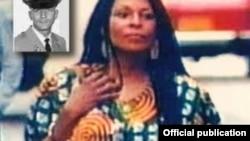 Joanne Deborah Chesimard, alias Assata Shakur.
